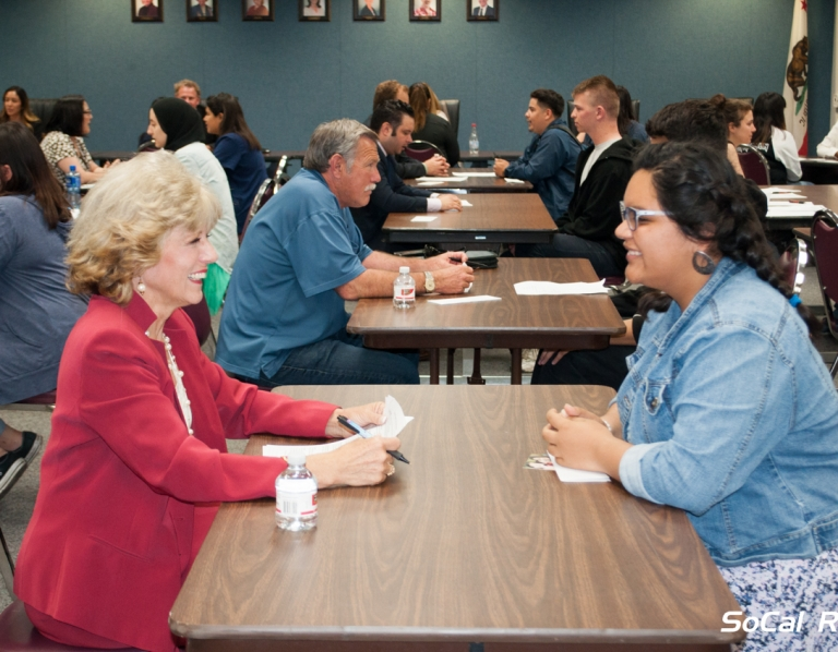 Gallery: Mock Interviews