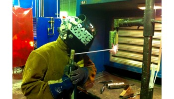 Intro to Construction Careers (Welding)